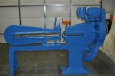 48 X 16 Ga Niagara Circle Shear Throat Cutters To Frame 18 Throat Circle Arm 4