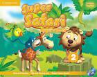 Super Safari Level 2 Pupil's Book with DVD-Rom: Level 2 by Herbert Puchta, Peter Lewis-Jones, Gunter Gerngross (Mixed media product, 2015)