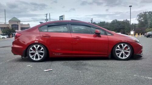 HIC USA 2012 to 2015 Civic 4dr sedan rear window roof visor spoiler NEW