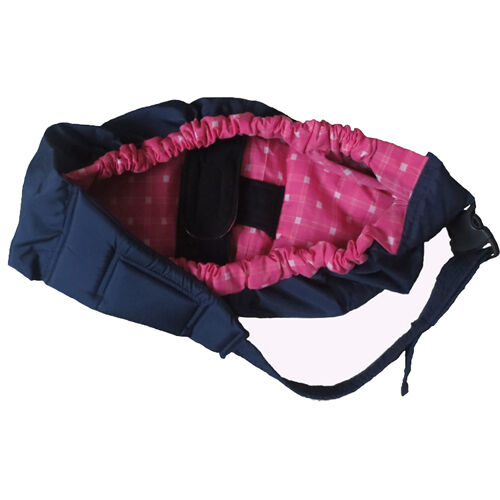 Baby Carrier Sling Shoulder Wrap Swaddling Kids Papoose Pouch Cradle Bag Pink