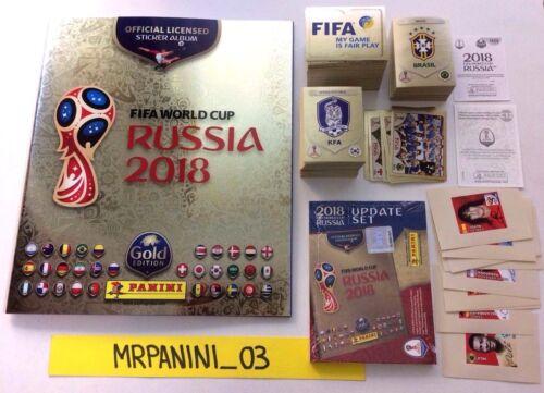 WC RUSSIA Gold 2018 Panini BADGE KAZAN Figurina-Sticker n 27