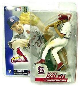 McFarlane MLB 7 - Scott Rotoli Di Cardinals Variante Figura - Nuovo/Originale