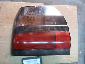 Renault R19 Left Taillight VALEO 2219 Original R19 4 doors de 1992 à 1995