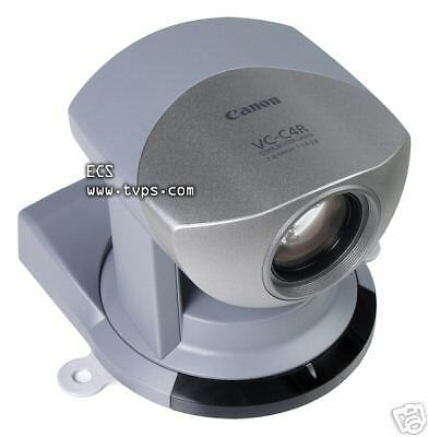 canon vc c4r ceiling mount camera with infrared | ebay