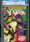 X-Men  #142  CGC 9.6  NM+  WHITE Pages  Universal