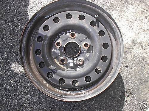 Used Ford Wheels : Ford probe steel wheel rim