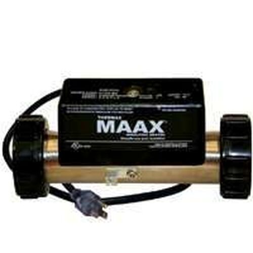 New Maax 10018639 Thermax In Line Whirlpool Heater Cocoon