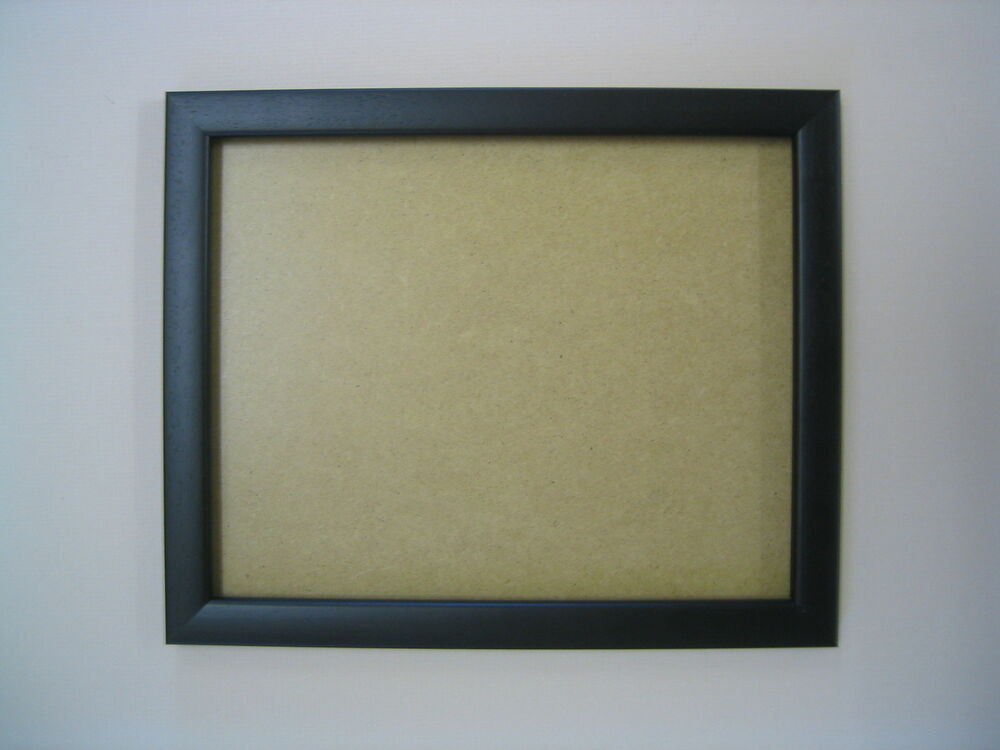 Square Black Wooden 12 X 12 Picture Photo Frame Glass Ebay