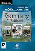 THE SETTLERS HERITAGE OF KINGS COMPLETE NUOVO SIGILLATO