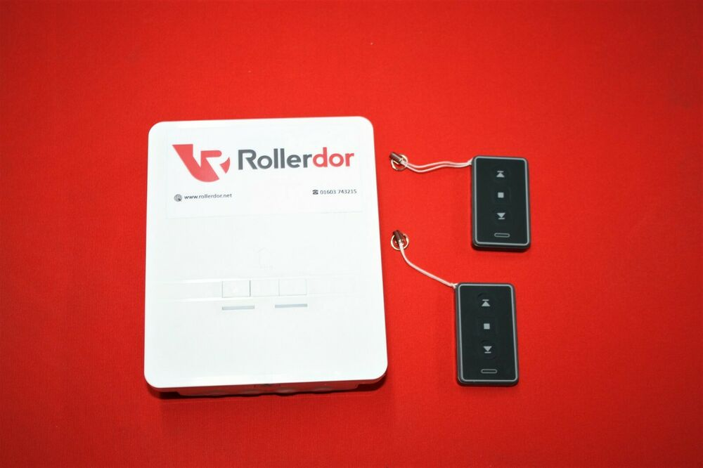 Remote Control Unit Rd1x2 For Roller Garage Door