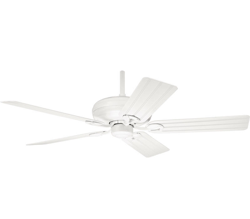hunter 54 charthouse white outdoor wet rated ceiling fan. Black Bedroom Furniture Sets. Home Design Ideas