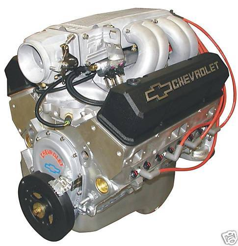 Complete Engines For Sale Page 85 Of Find Or Sell: Chevy 434 Retro TPI Fuel Injected Torque Monster Turn Key