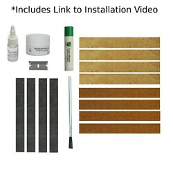 Clarinet Joint Cork Kit with Instructions