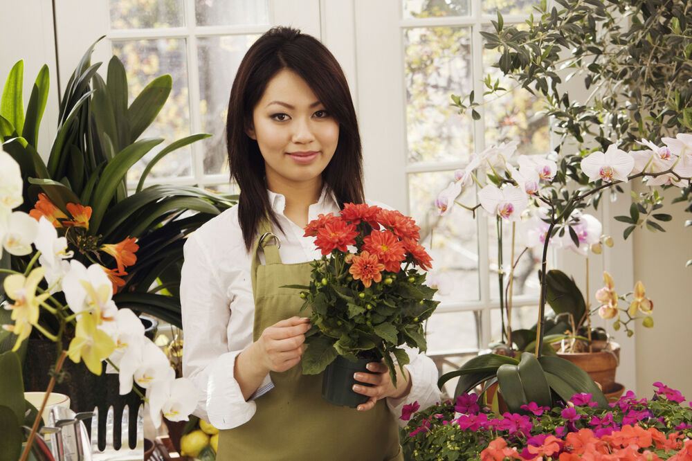 business plan for a flower shop Florist sample business plan likely to give flowers than women, and men plan to spend $95 on the in the building and is also a full-service floral shop.