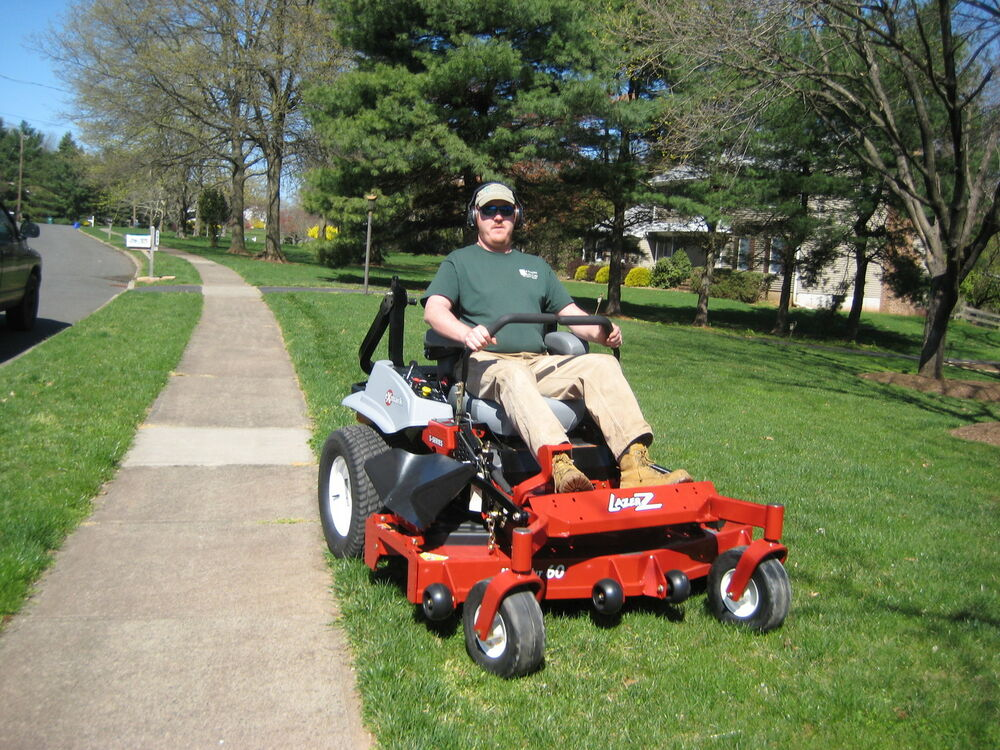business plan lawn service