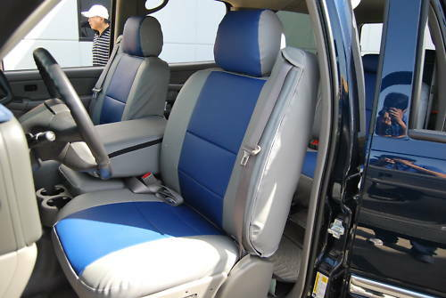 Offer Up El Paso >> GMC YUKON 2003-2006 IGGEE S.LEATHER CUSTOM FIT SEAT COVER ...
