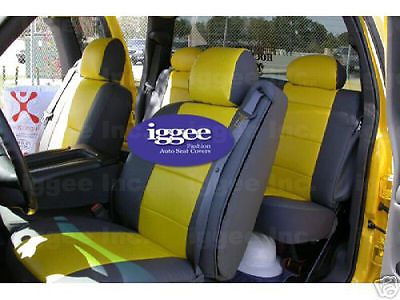 chevy silverado 2003 2006 iggee s leather custom seat. Black Bedroom Furniture Sets. Home Design Ideas