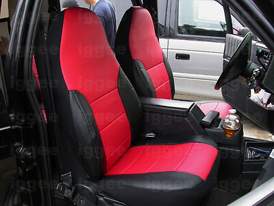 ford explorer 1997 2001 iggee s leather custom fit seat cover 13colors available ebay. Black Bedroom Furniture Sets. Home Design Ideas