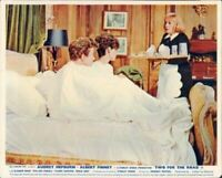 TWO FOR THE ROAD AUDREY HEPBURN ORIGINAL LOBBY CARD