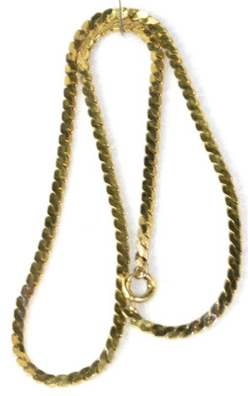 Vintage Gold Filled 3mm Thick Serpentine Chain Necklace  Ebay. Pave Diamond Bangle Bracelet. Cool Bracelet. Youtube Beads10k Gold Bracelet. Matte Gold Engagement Rings. Thin Titanium Watches. Anklet 14k. Sunstone Engagement Rings. Cocoa Diamond