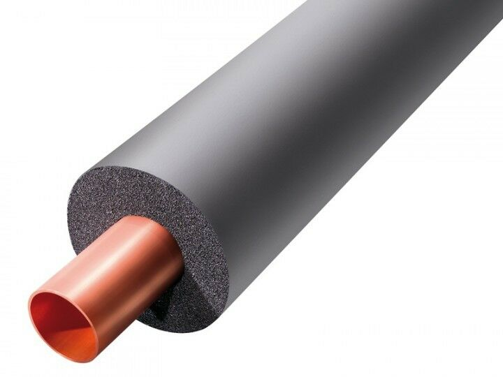 New 15mm id 9mm thick copper pipe tube a c flexible soft for Insulation for copper heating pipes