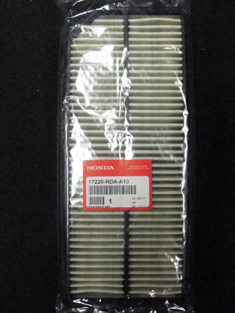 acura tl   engine air filter  rda  ebay