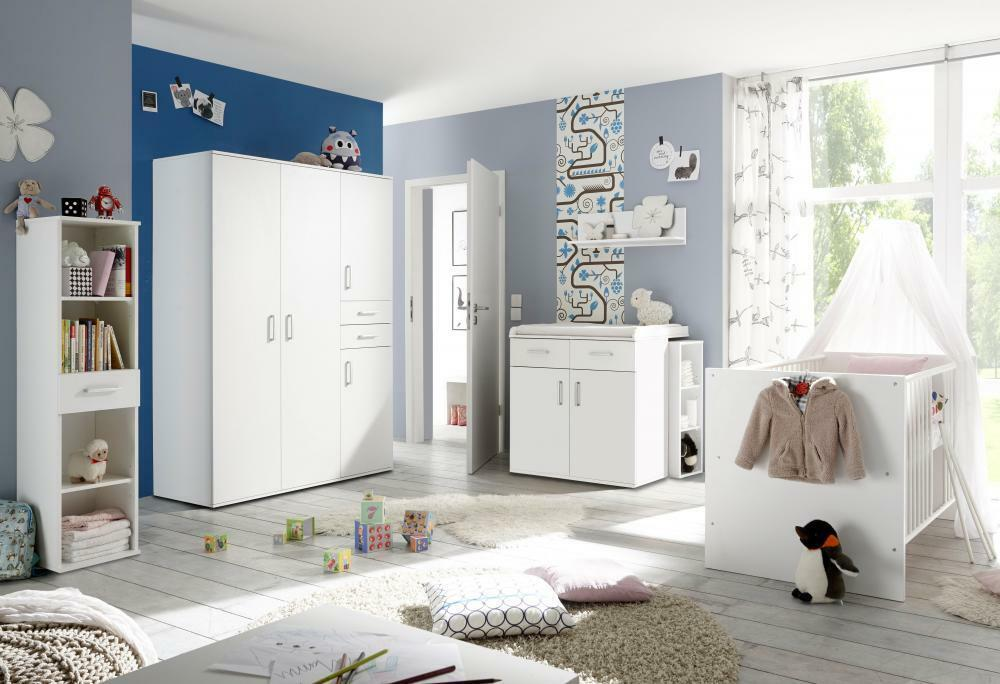 babyzimmer flieder kinderzimmer babym bel umbaukit bett ebay. Black Bedroom Furniture Sets. Home Design Ideas