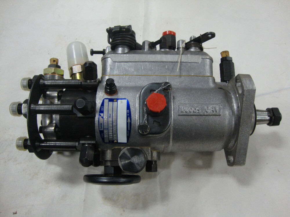 3910 Ford Tractor Injector Pump : Oem new cav ford tractor fuel injection pump old stock