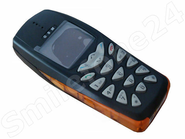 nokia 3510i handy ohne vertrag ohne simlock blue orange edition ebay. Black Bedroom Furniture Sets. Home Design Ideas