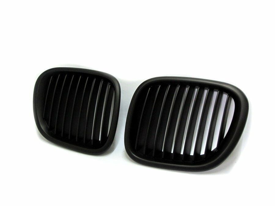 Z3 96 02 Grille Black For Bmw Ebay