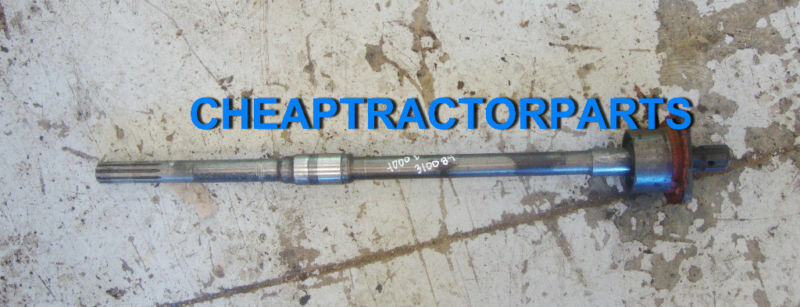 Shaft Shaft Tractor Power Take Off On Butter Fly : Ford tractor quot power take off shaft  ebay