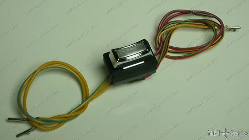 new 1969 73 lincoln continental window switch 5 wire. Black Bedroom Furniture Sets. Home Design Ideas