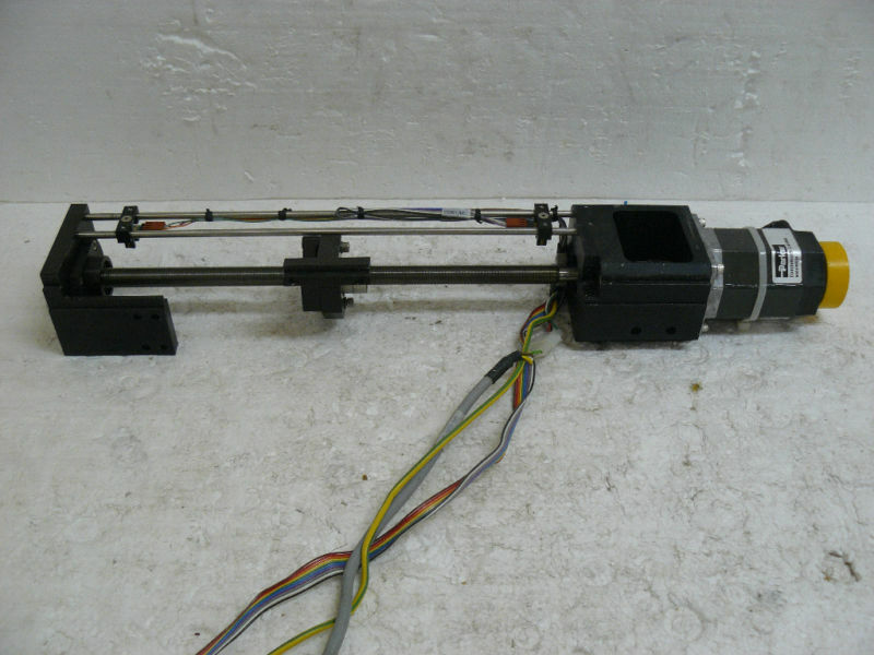Parker 0s22a Dnfly Step Motor With Linear Screw 11 Ebay