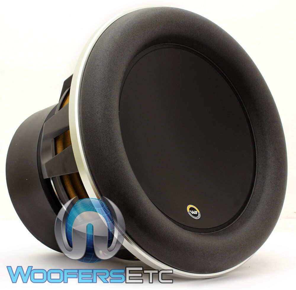 13w7ae jl audio 13w7 sub dual 1 5 ohm loud pro subwoofer. Black Bedroom Furniture Sets. Home Design Ideas