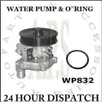 FORD TRANSIT 2.4 DURATORQ RWD WATER PUMP WITH HOUSING