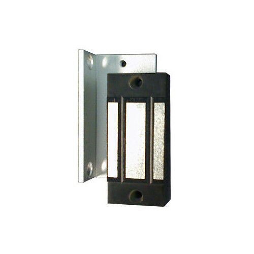 Magnetic mini lock 80 lb hf surface mount h8tminimag ebay for Surface lock