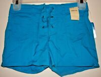 GIRL'S LIMITED TOO STRETCH SHORTS -SIZE 8- NWT!