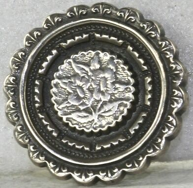 Victorian Antique Sterling Silver Mourning Hair Pin Ebay