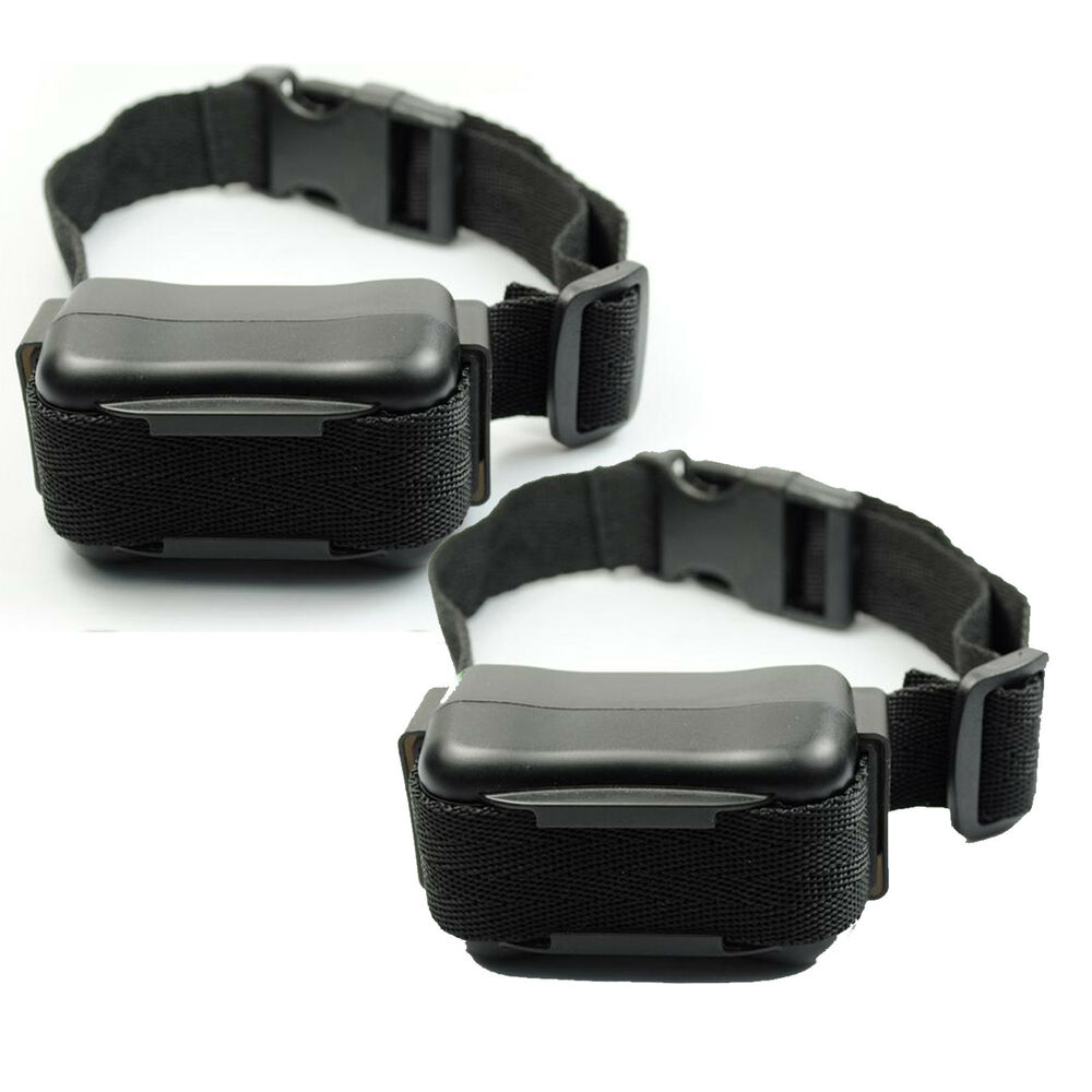 New Lot2 Anti Bark No Barking Dog Training Shock Collar