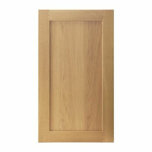 kitchen cabinet doors oak ikea tidaholm oak cabinet door 24x18 300 603 42 ebay 18647