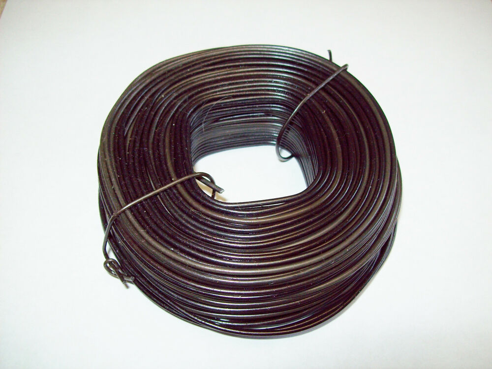 16 Gauge Tie Wire : Trappers tie wire gauge traps trapping snares duke