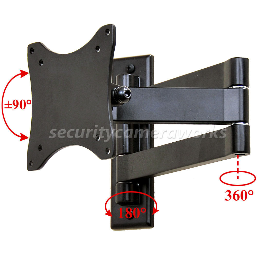 Articulating Tv Wall Mount For 19 29 Led Lcd Vizio D24 D1