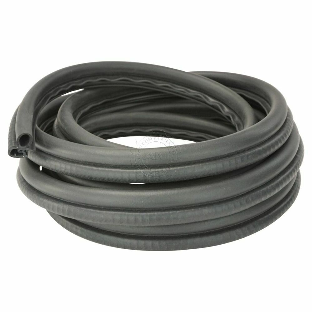 Rubber door weatherstrip seal left or right for jeep grand for Door rubber seal