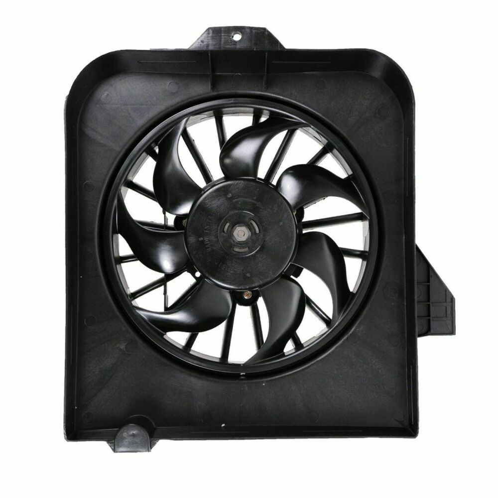 Radiator Cooling Fans : Radiator cooling fan assembly for chrysler dodge