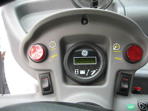 electric car gem electric car turn signal audio indicator