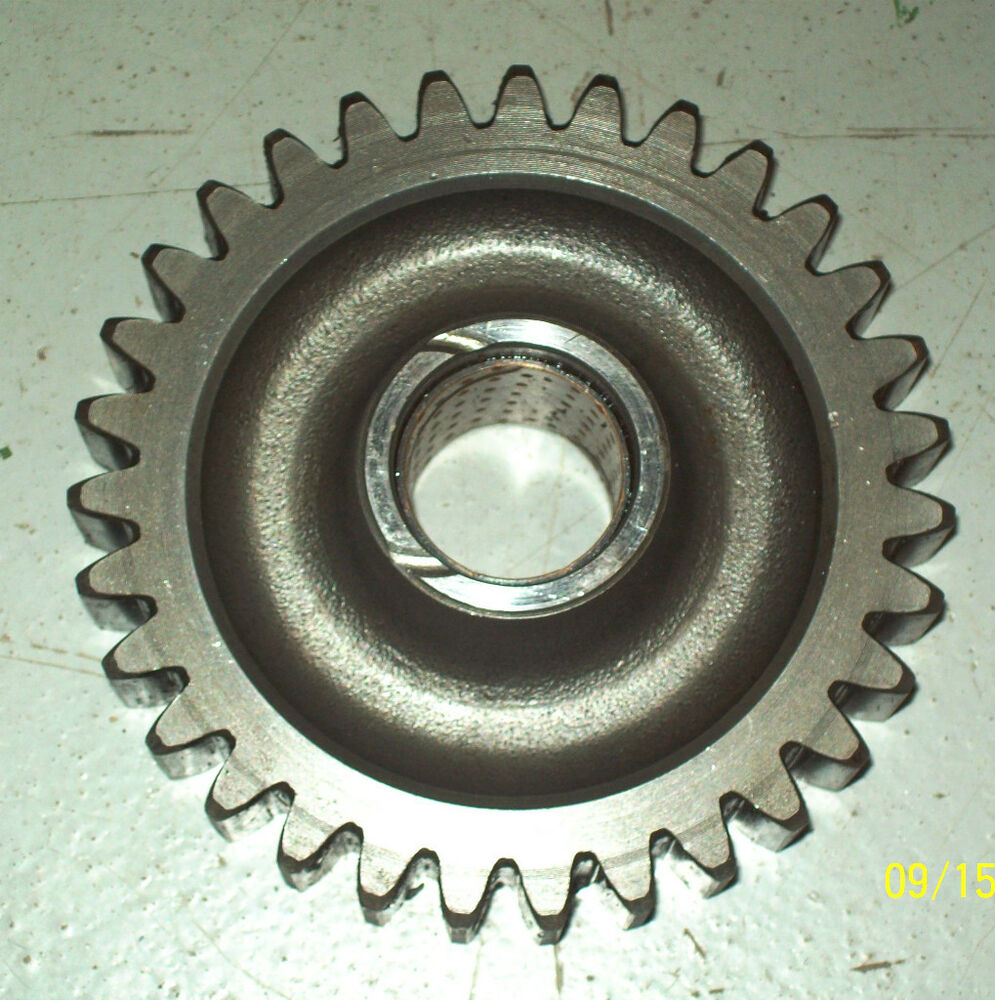 Old Tractor Transmission Gears : Ford tractor transmission reverse idler
