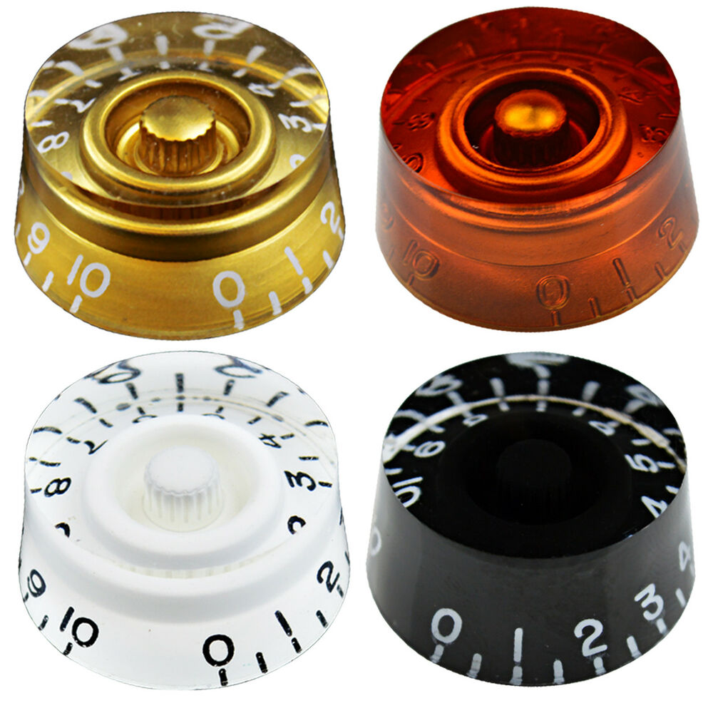 speed knobs for gibson epiphone electric guitars etc ebay. Black Bedroom Furniture Sets. Home Design Ideas