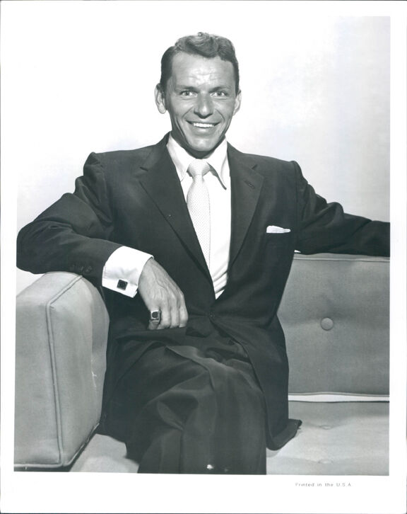 frank sinatra research paper Abstract las vegas has been linked with frank sinatra since the 1950s the highly‐publicized performances of the rat pack (consisting of sinatra, dean martin, sammy davis, jr, joey bishop, and peter lawford) at the sands crystallized the image of las vegas as a place that mingled economic mobility with excess.