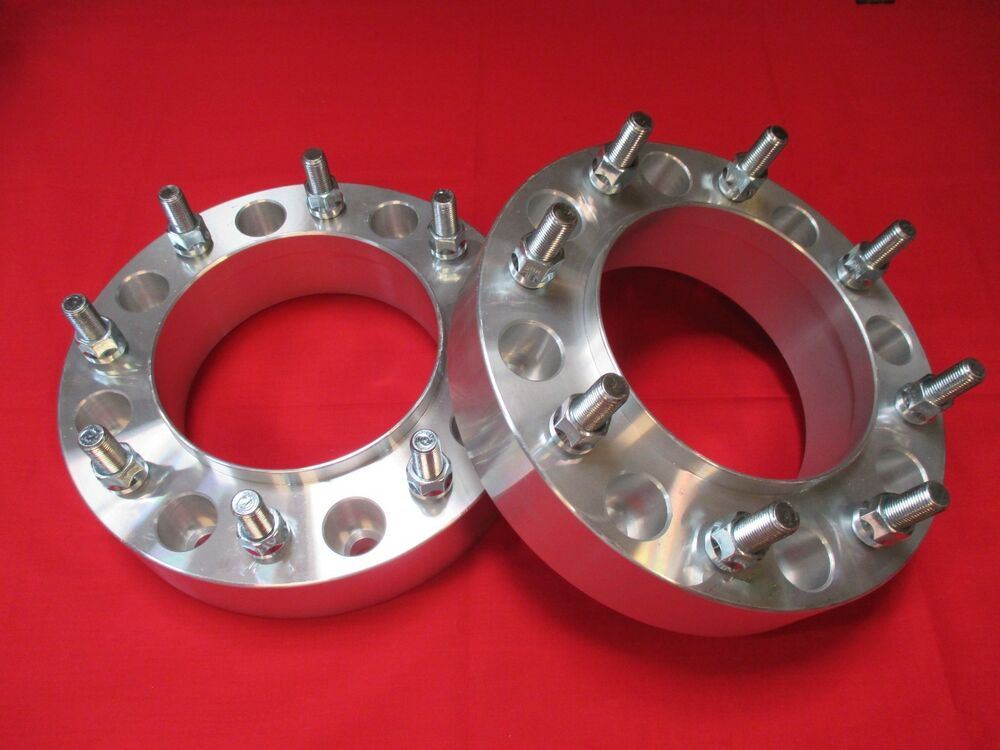 Dual Wheel Spacers : Ford dually rear wheel f quot wheels spacers