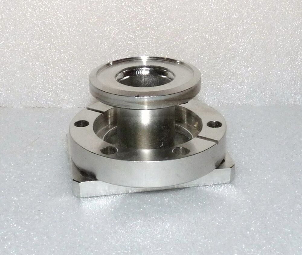 New ulvac ufc connecting flange stainless steel vacuum